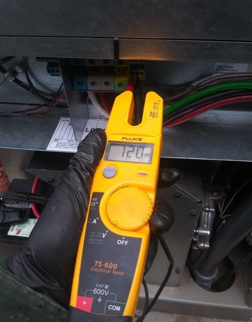 preventative maintenance - Kohler generator