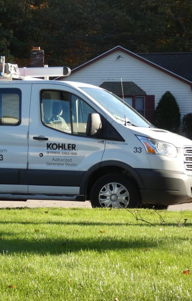 Emergency 24:7 On-Call Service for Kohler Generators in Southeastern Massachusetts