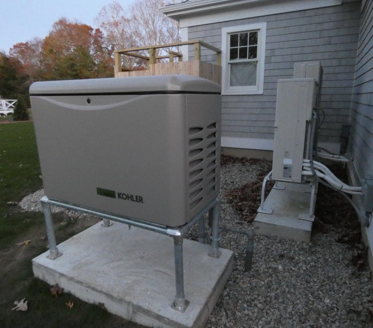 Massachusetts Kohler Generator Dealer