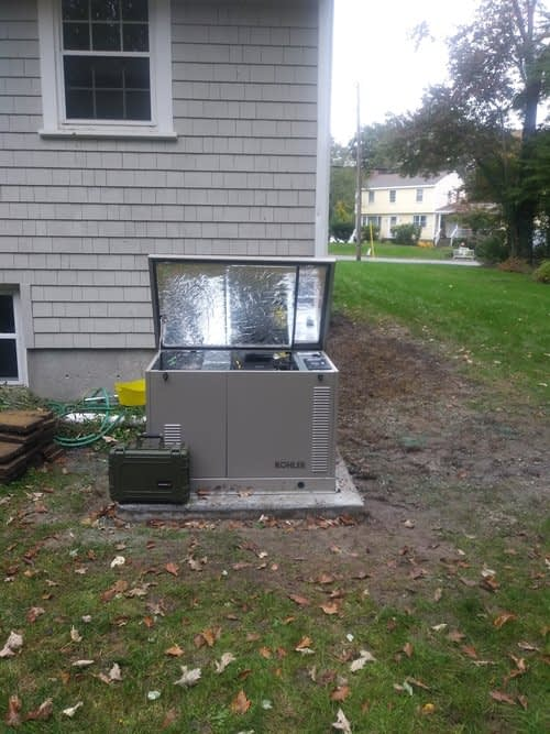 Does My Kohler Generator Purchase Include a Battery?